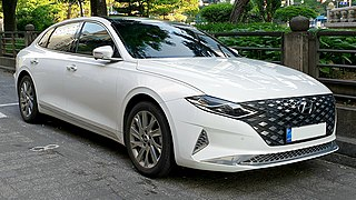 Hyundai Grandeur Executive sedan