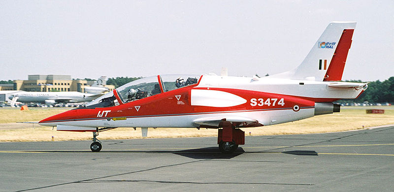 HAL Hindustan Jet Trainer-36 (HJT-36) Sitara