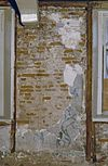 interieur, eerste verdieping, voorzijde, schilderingen, detail - tiel - 20291298 - rce