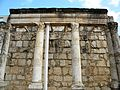 ISRAEL, Capernaum, The Town of Jesus, Capernaun Byzantine Synagogue; 16-1252-103 (3).JPG