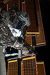 ISS-59 EVA-1 (i) Nick Hague and Anne McClain on the Port-4 truss.jpg