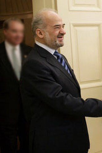 Iraqi governorate elections, 2009 - Ibrahim al-Jaafari