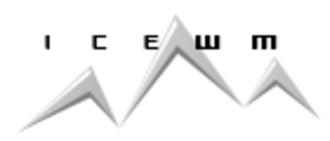 IceWM - Image: Ice WM Logo