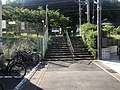 Ichihara station stairs to the south end 20200523.jpg
