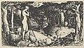 """Ideal Pastoral Life (reproduced for Calver's """"Memoir"""") MET DP844981.jpg"""