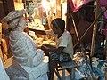 Idol making at Kumortuli, Kolkata10.jpg