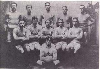 IFK Göteborg - The IFK Göteborg squad year 1905.