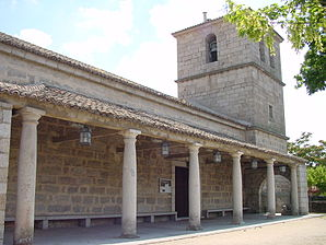 Kirche in Collado Villalba