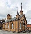 Iglesia de Nuestra Señora, Tromsø, Noruega, 2019-09-04, DD 71.jpg