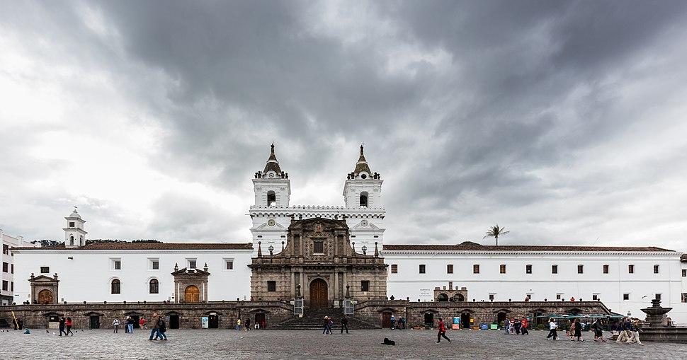 Iglesia de San Francisco, Quito, Ecuador, 2015-07-22, DD 152