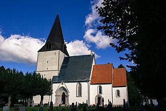 Barlingbo Church - Image: Igrexa de Barlingbo