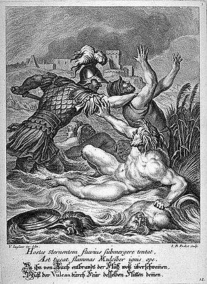 Asteropaios - Image: Iliad 41