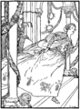 Illustration at page 113 in Grimm's Household Tales (Edwardes, Bell).png