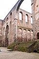 Im Stift, Stiftskirchenruine, von Innen Bad Hersfeld 20180311 055.jpg