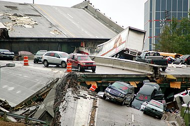 I-35W Mississippi River bridge collapse