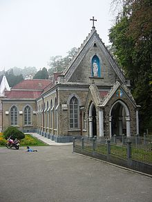 Immaculate Conception Cathedral, Darjeeling.jpg
