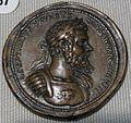 Impero, settimio severo, medaglione in bronzo (roma), 195.JPG