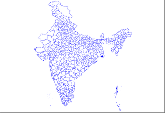 District - Districts of India