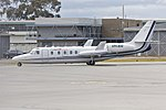 Inflight ER, subsidiary of Capital Aircraft Services, (VH-IER) IAI 1124A Westwind II taxiing at Wagga Wagga Airport (3).jpg