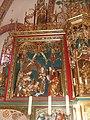 Ingoldingen St Georg Hauptaltar Geburt Jesu.jpg