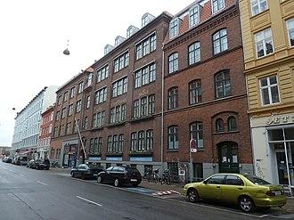 Nordre Frihavnsgade - Ingrid Jespersen's School