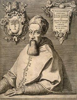 Pope Innocent IX 16th-century Catholic pope