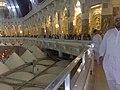 Inside Masjid ul Harram, Makkah Mukarma - panoramio.jpg