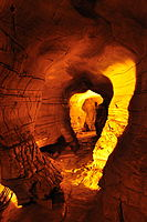 Belum Caves - This is a view of the inside of the Caves.Author: Naga Praveena Sharma P