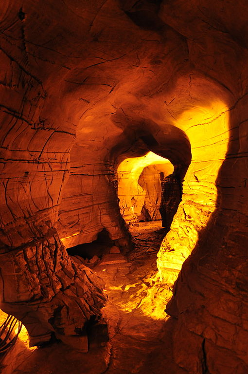 2nd place: Belum Caves - inside of the Caves, by Naga Praveena Sharma P