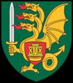 Insignia of the Lithuanian Grand Duke Butigeidis Dragoon Battalion.png