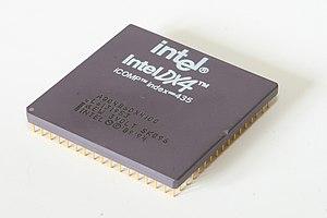 Intel DX4 - Intel DX4 100MHz