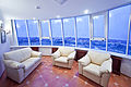 Intourist Onego Palace Hotel Grand Suite balcony.jpg