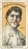 Ira Thomas, Philadelphia Athletics, baseball card portrait LCCN2007683830.tif