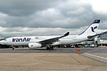 Iran Air Airbus A330-243 (EP-IJA) - LHR (08082017).jpg