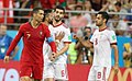 Iran and Portugal match at the FIFA World Cup 2018 1.jpg