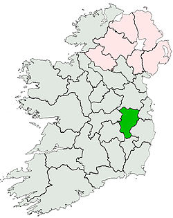 Location in Ireland