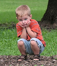 Image Result For Child Kneeling In