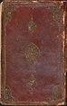 Iskandarnama (Book of Alexander) MET sf89-2-2154frontcov.jpg