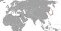 Israel North Korea Locator.png