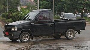 Isuzu Panther - Image: Isuzu Panther Pickup