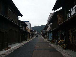 Hondōri Iwamura-chō
