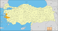 Izmir-Provinces of Turkey-Urdu.png