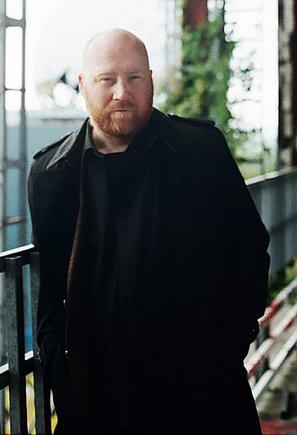 Jóhann Jóhannsson - Image: Jóhann Jóhannsson Analog (cropped)