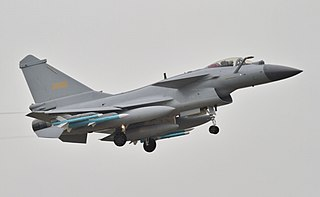 Chengdu J-10 Chinese multi-role fighter aircraft family