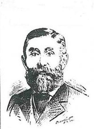 J. Morris Rea - Image: J. Morris Rea 1895 Shimer College Wiki