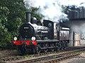 J15 65462 running around - geograph.org.uk - 1479919.jpg