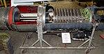 J34 Turbojet, Westinghouse Aviation Gas Turbine Division - Oregon Air and Space Museum - Eugene, Oregon - DSC09707.jpg