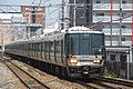 JRW Series 223-2000 set J3 at Ōkubo station.jpg
