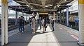 JR Sobu-Main-Line Makuharihongo Station Platform.jpg