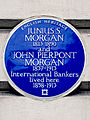 JUNIUS MORGAN 1813-1890 and JOHN PIERPONT MORGAN 1837-1913 International Bankers lived here.jpg